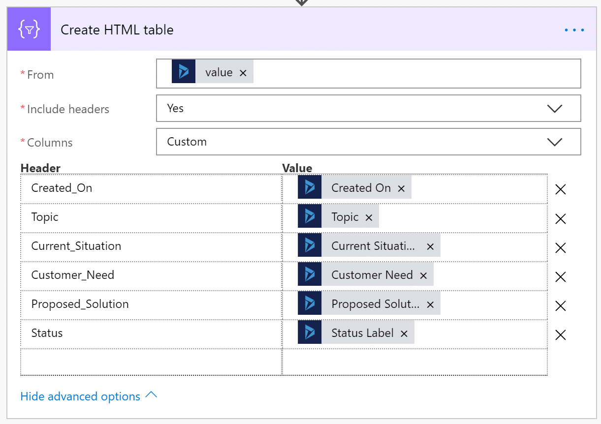 Flow and Connected Devices with Dynamics 365 – Dynamic