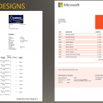 Modern report designs in Microsoft Dynamics 365 for Finance and Operations