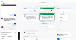 Dynamics 365 Customer Engagement Microsoft Flow shipping information workflow
