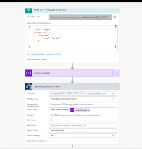 Dynamics 365 Customer Engagement Virtual Agent with Finance and Operations