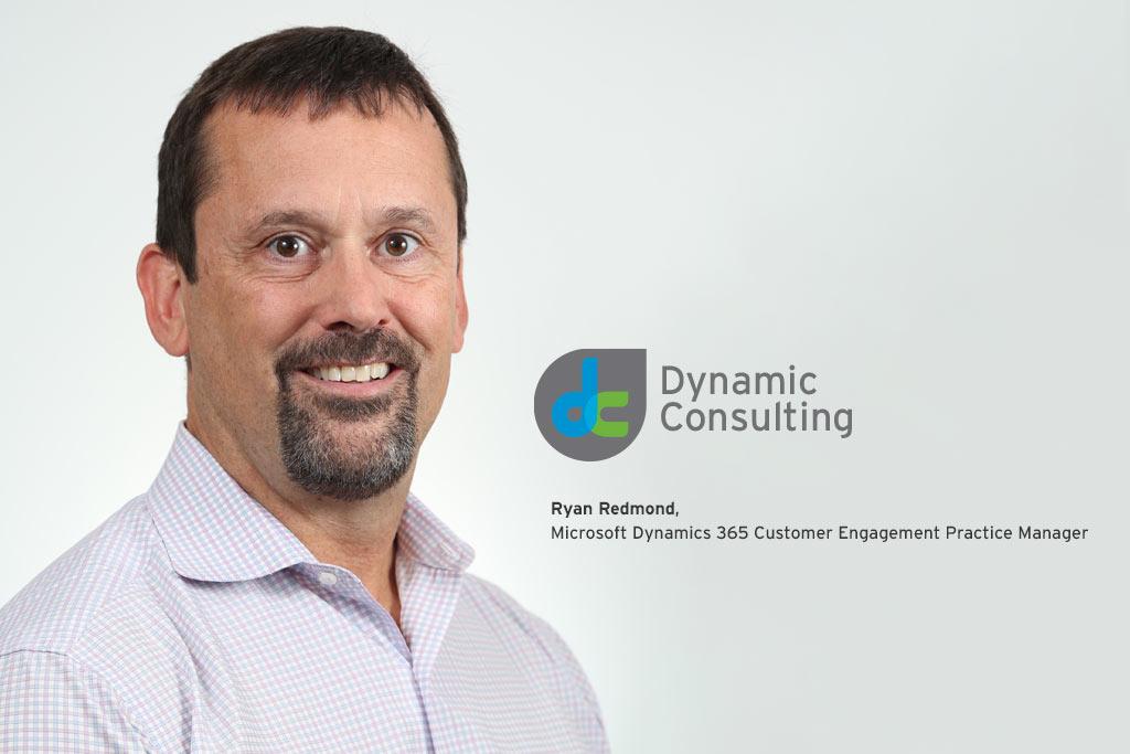 Ryan Redmond, Dynamic Consulting