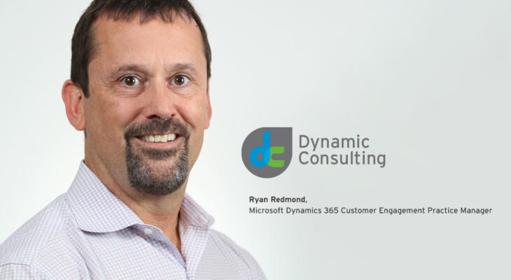 Ryan Redmond, Dynamic Consulting